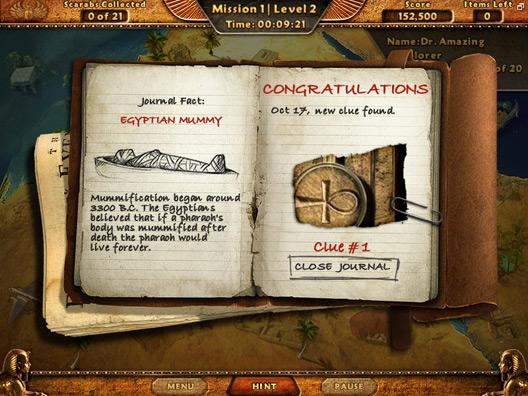 Amazing Adventures The Lost Tomb Screenshot 2