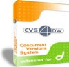 CVS for Dreamweaver for Macintosh Screenshot