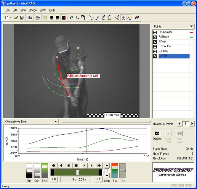 MaxTRAQ Lite Screenshot 1