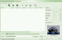 KingConvert MP4 Video Converter Screenshot