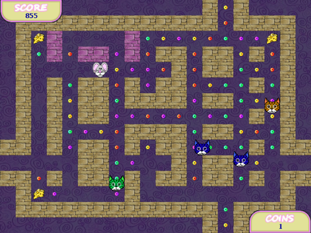 PacMouse Screenshot