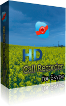 HD Call Recorder for Skype Screenshot 1