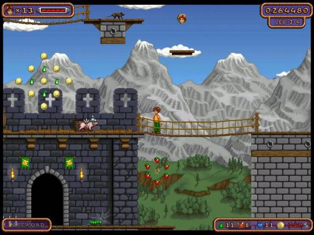 Bud RedHead Screenshot