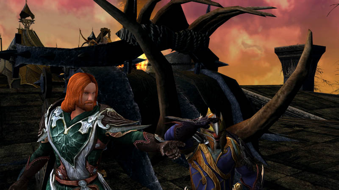 Lord Of The Rings Online Screenshot 3