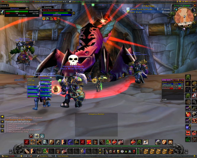 World of Warcraft Screenshot 3
