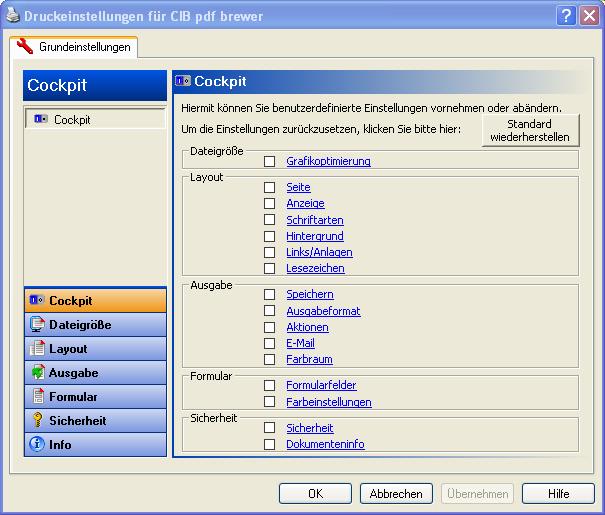 CIB pdf brewer 32 Bit Screenshot 2