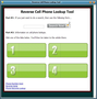 Cell Phone Lookup Pro 1