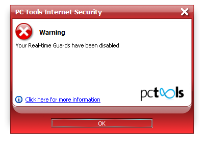 PC Tools Internet Security Screenshot 3
