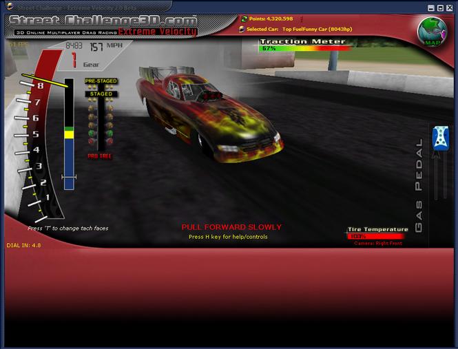 Street Challenge - Extreme Velocity Screenshot 1