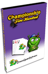 Championship Five Hundred Pro Card Game for Windows Screenshot 1