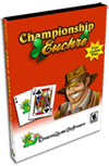 Championship Euchre Pro Card Game for Windows Screenshot 1