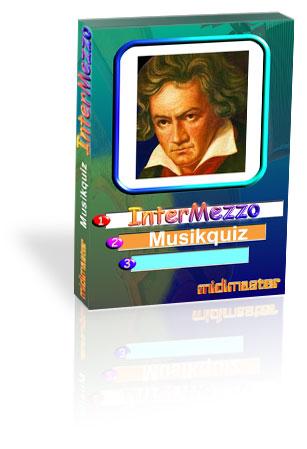 Intermezzo Musikquiz Profiversion für Lehrer Screenshot