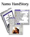HandStory Media Suite 3.1 for Pocket PC Screenshot 1