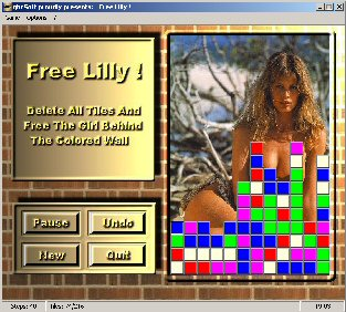 Free Lilly ! Screenshot 1