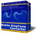 Mobile Ringtone Converter -- wav to mmf, amr, amrwb+ Screenshot