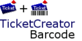 TicketCreator Barcode 1