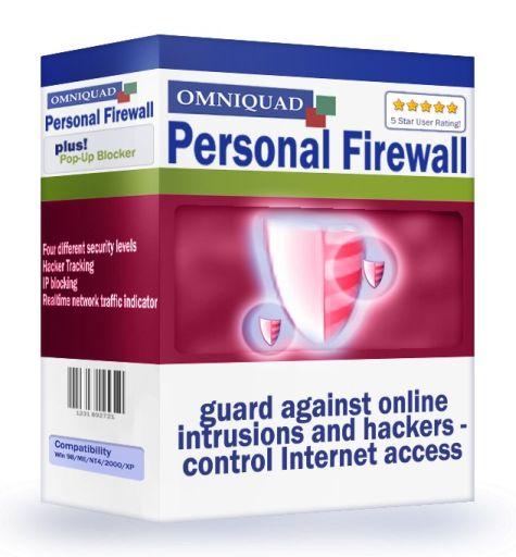 Omniquad Firewall Screenshot