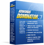 AdWords Dominator (Win O/S) Screenshot