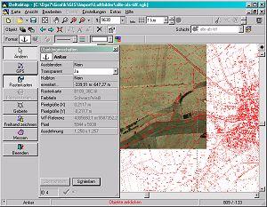 DeltaGIS Screenshot 1