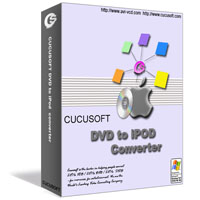 Cucusoft DVD to Zune Converter Screenshot