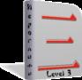 Noryoku shiken kanji (Level 3) English Edition 1