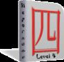 Noryoku shiken kanji (Level 4) Russian Edition 1