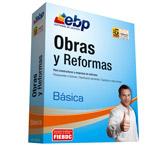 EBP Obras y Reformas  + Módulo de Mantenimiento 2007 Screenshot