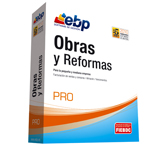 EBP Obras y Reformas PRO 2008 Screenshot
