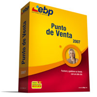 EBP Punto de Venta 2007 Screenshot