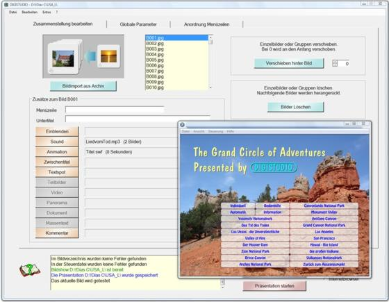 DIGISTUDIO 8.2.1 Screenshot