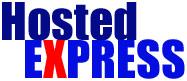 hostedExpress large enterprise Screenshot