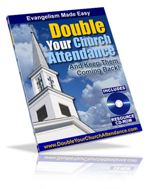 Double Your Church Attendance Digital Edition (Download Only) Screenshot 1