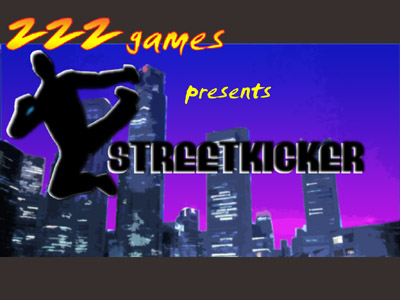 STREETKICKER! Screenshot