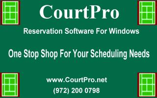 CourtPro Basic (Stand Alone) Screenshot 2
