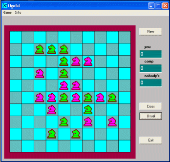 Ugolki Screenshot 1