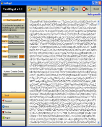 TextKrypt Screenshot