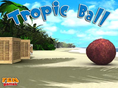 Tropic Ball (beta version) Screenshot 1