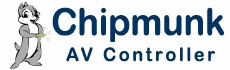 Chipmunk AV Controller Screenshot