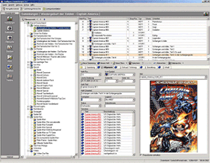 ComicKeeper Screenshot