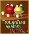 DoughBall against PacMan Screenshot