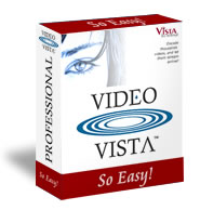 VideoVista Professional Edition V.3 Screenshot 1