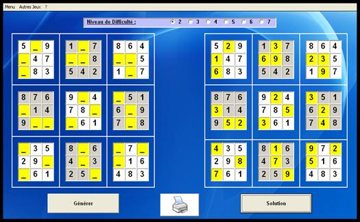 UnlimitedSuDoKu Screenshot
