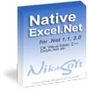 NativeExcel for .NET  site license + source code 1