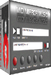 MIDI MIRROR MUSIC Screenshot