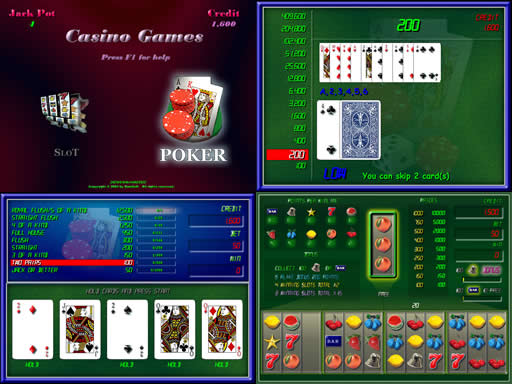 Casino Games Screenshot