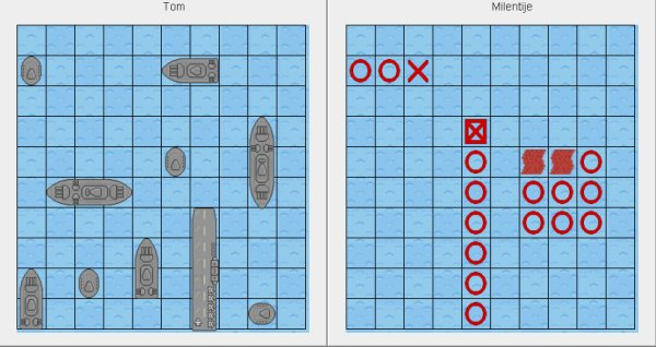 Battleship (Java 5 installed) Screenshot 1