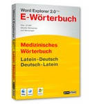 Word Explorer 2.0 Pro Medizinisches Wörterbuch Latein-Deutsch, Deutsch-Latein (PC) Screenshot