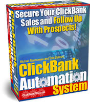 cash advance clickbank automator Screenshot 1