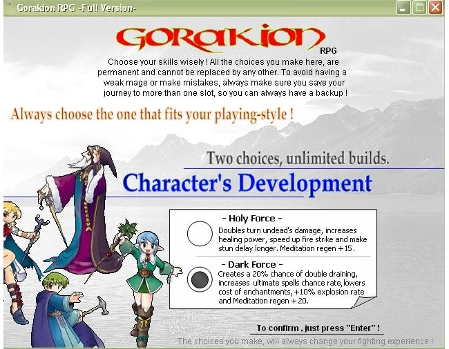 Gorakion RPG Screenshot 6