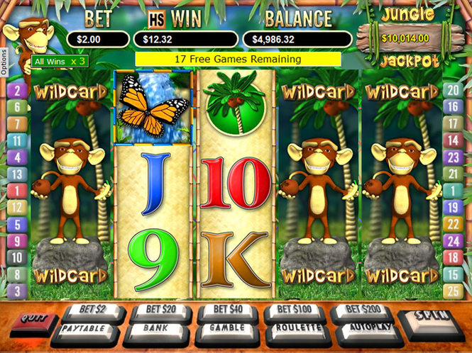 Pokie Magic: Monkey Money Screenshot 2